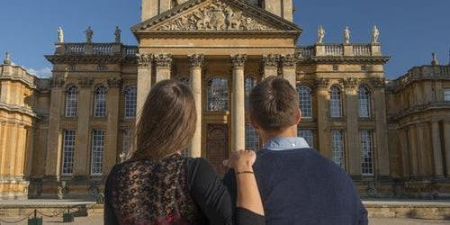 Windsor and Blenheim Palace & Gardens: Roundtrip from London