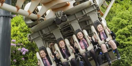Alton Towers Resort: Early Bird