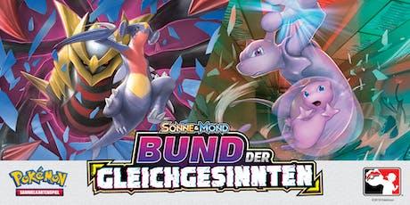 Pokemon - Prerelease - Bund der Gleichgesinnten DE Tickets