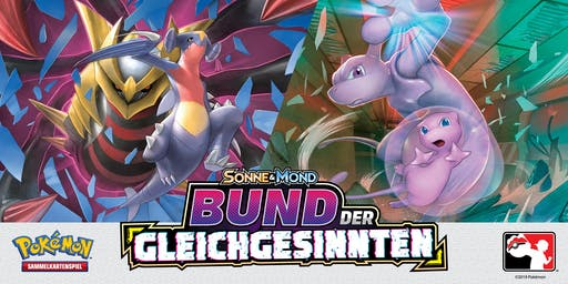 Pokemon - Prerelease - Bund der Gleichgesinnten DE