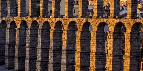 Aqueduct of Segovia and Mudéjar Heritage: Guided Tour + Segovia Card tickets