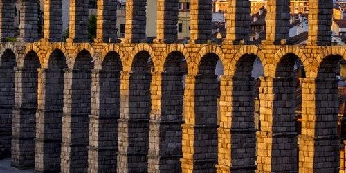 Aqueduct of Segovia and Mudéjar Heritage: Guided Tour + Segovia Card