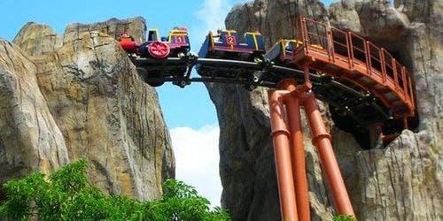 Etnaland Acquapark & Theme Park: 1-Day Ticket