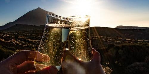 Teide Sunset & Stargazing Tour with Cava