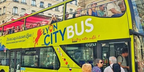 Hop-on Hop-off Bus Lyon billets