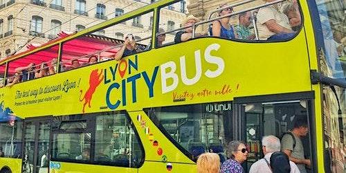 Hop-on Hop-off Bus Lyon