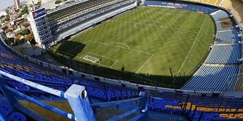 Boca Juniors Stadium: Guided Tour