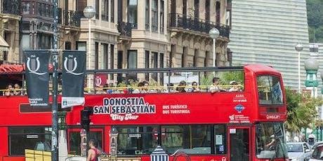 Hop-on Hop-off Bus San Sebastián billets