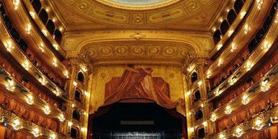 Walking Tour & Teatro Colón Visit