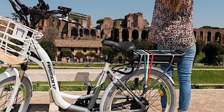 Appian Way: E-Bike Tour biglietti