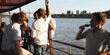 Bordeaux River Cruise + Wine Tasting from Cité du Vin tickets