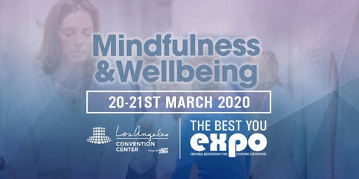 FREE! Mindfulness & Wellbeing-Los Angeles Convention Center