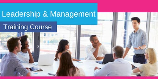 Leadership & Management Training Course - Manchester
