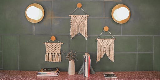 The Hatchling | Macrame for beginners