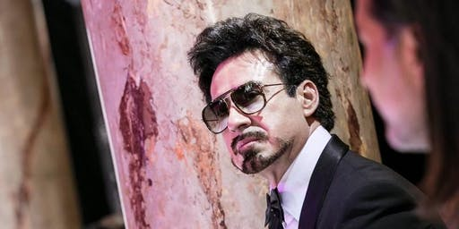Meet Tony Stark in FANTASTIKCON 2019
