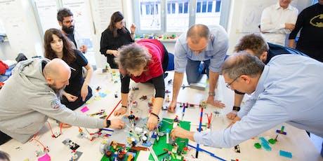 Meetup per facilitatori nel metodo LEGO® SERIOUS PLAY® - LSP Hub Roma biglietti