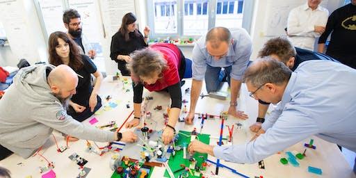 Meetup per facilitatori nel metodo LEGO® SERIOUS PLAY® - LSP Hub Roma