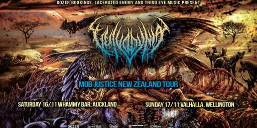 Vulvodynia - Mob Justice New Zealand Tour - AUCKLAND