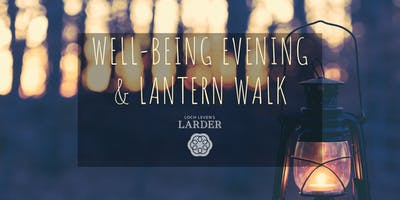 Well-being Evening at Loch Leven's Larder