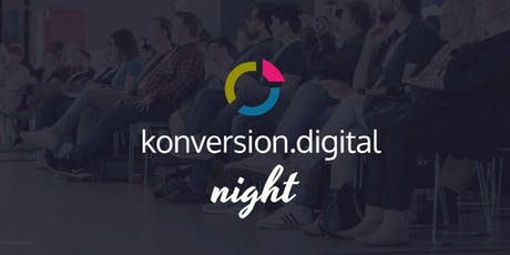 konversion.digital/night September Tickets