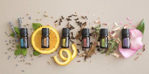 esSENTial oils for Emotional Mastery