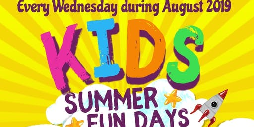 Kids Summer Fun Days