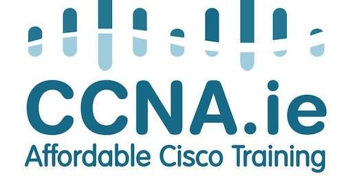 CCNA.ie Six Day CCNA Bootcamp Course Dublin