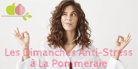Dimanche Anti-Stress à La Pommeraie billets