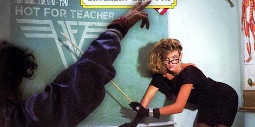 Hot For Teacher (Van Halen Tribute) + DJ Darker Daze