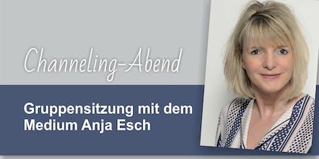 Channeling-Abend mit Anja Esch Tickets