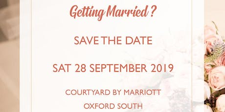 Courtyard by Marriott Oxford South Wedding Show tickets