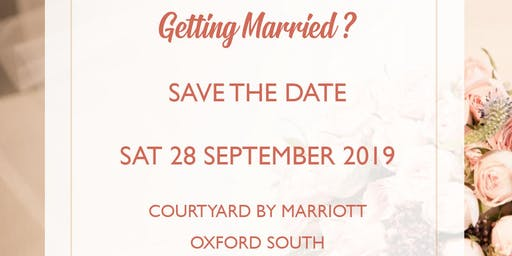 Courtyard by Marriott Oxford South Wedding Show