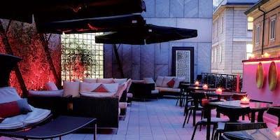 CFM / Inaugurazione Terrazza Aria   Hotel Sina The Gray