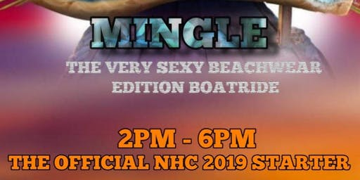 Mingle Beachwear Boatride