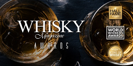 POSTPONED Whisky Magazine Awards 2020 Presentation Dinner London tickets
