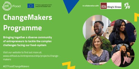 EITFoodChangeMakers: Food and Health Meetup tickets