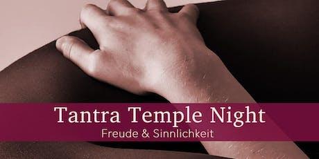 Tantra Temple Night - Freude & Sinnlichkeit Tickets