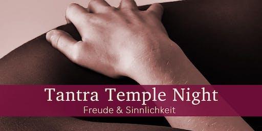 Tantra Temple Night - Freude & Sinnlichkeit