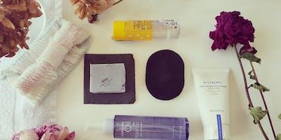 Korean Skincare: Cleansing Routine Workshop