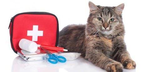 EHBO voor hond en kat tickets