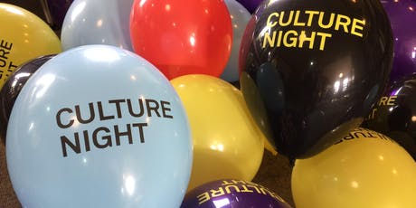Culture Night at ITMA with Mohammad Syfkhan & Saileog Ní Cheannabháin, Concert 5 tickets