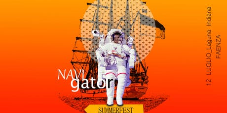 FDR SummerFest 2019: Navigator! biglietti