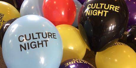 Culture Night at ITMA with Mohammad Syfkhan & Saileog Ní Cheannabháin, Concert 6 tickets