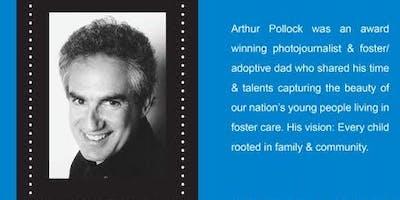 Arthur ******* Legacy Award event