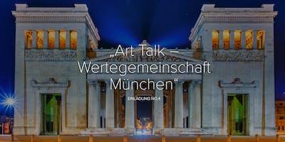Art Talk - Wertegemeinschaft München