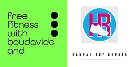 Boudavida Sessions: Hannah the Runner Lunchtime Run Club tickets