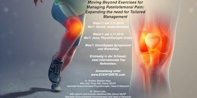 Management von patellofemoralen Schmerzen - Ausbildung, Workshop, Training