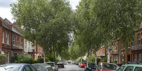 Walthamstow's Urban Trees: A walk to the London Wildlife Festival tickets
