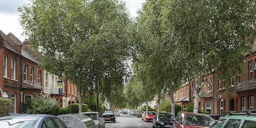Walthamstow's Urban Trees: A walk to the London Wildlife Festival