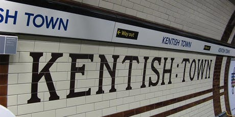 Guided Walk: Kentish Town A to B (Asylum to Brewery) tickets